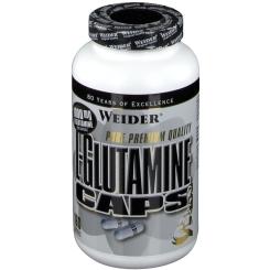 WEIDER® L-GLUTAMINE CAPS