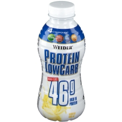 WEIDER® MUSCLE LOW CARB VANILLE