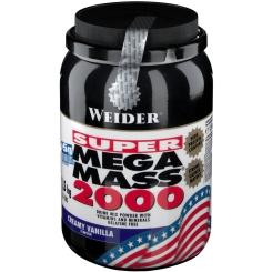 WEIDER® SUPER MEGA MASS 2000 VANILLE