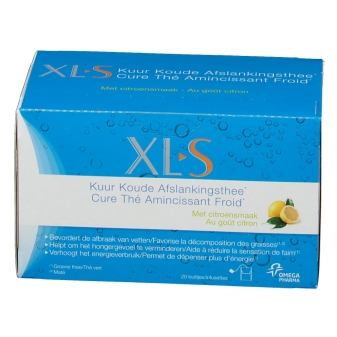 XL-S Cure Thé Amincissant Froid