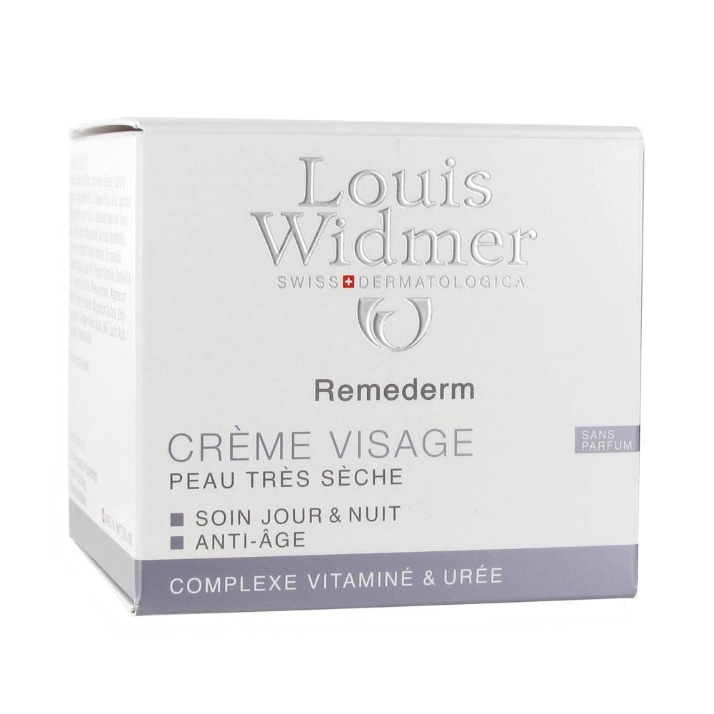 louis widmer remederm cr me visage sans parfum shop. Black Bedroom Furniture Sets. Home Design Ideas