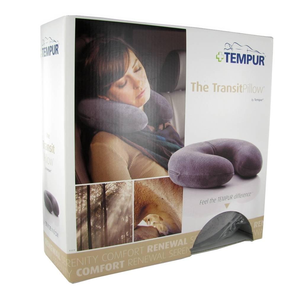 tempur l 39 oreiller original 30 x 28 x 10 7 cm shop. Black Bedroom Furniture Sets. Home Design Ideas