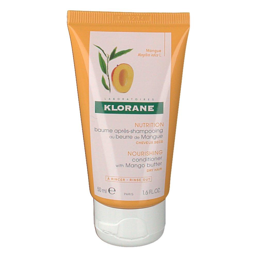 klorane baume apr s shampooing nutritif et d m lant au. Black Bedroom Furniture Sets. Home Design Ideas