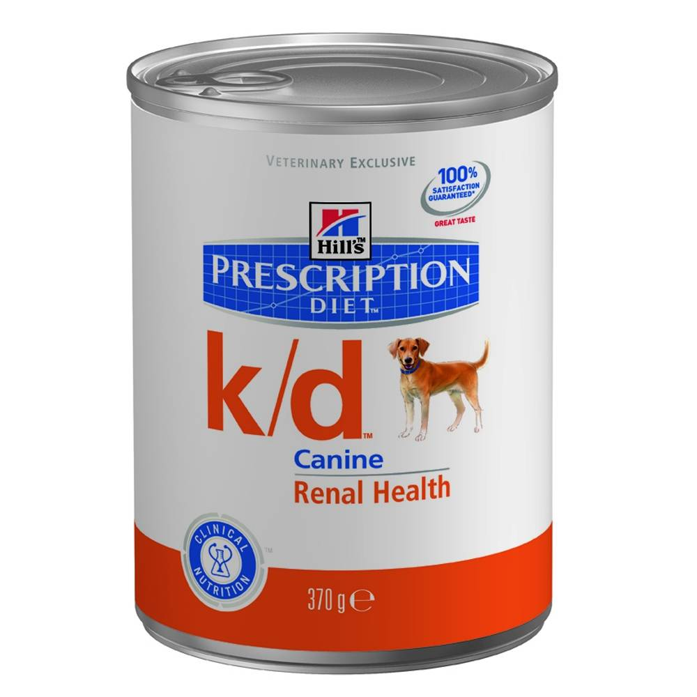 Hill S Prescription Diet K D Kidney Care With Chicken Dry: Prescription Diet™ K/d™ Canine With Chicken