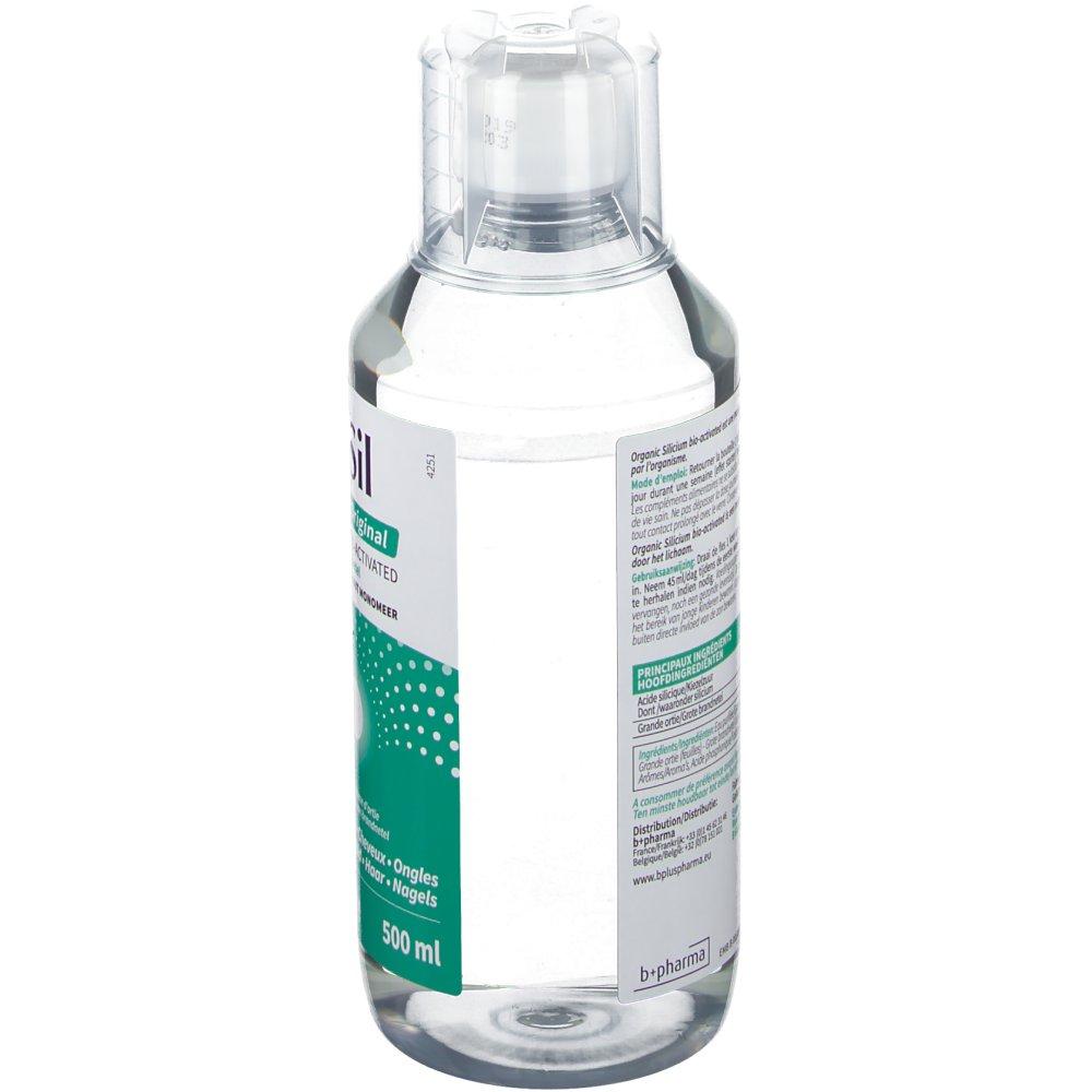silicium à boire
