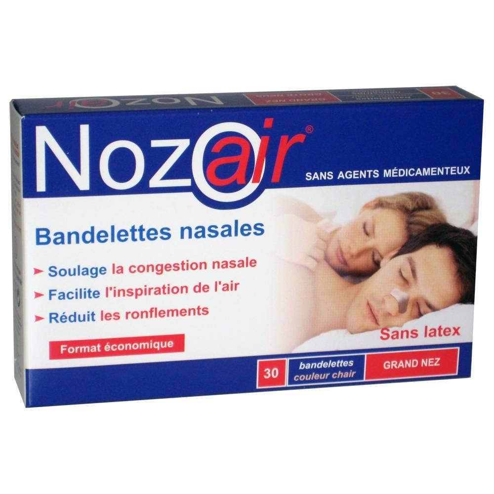 bandelette nasale