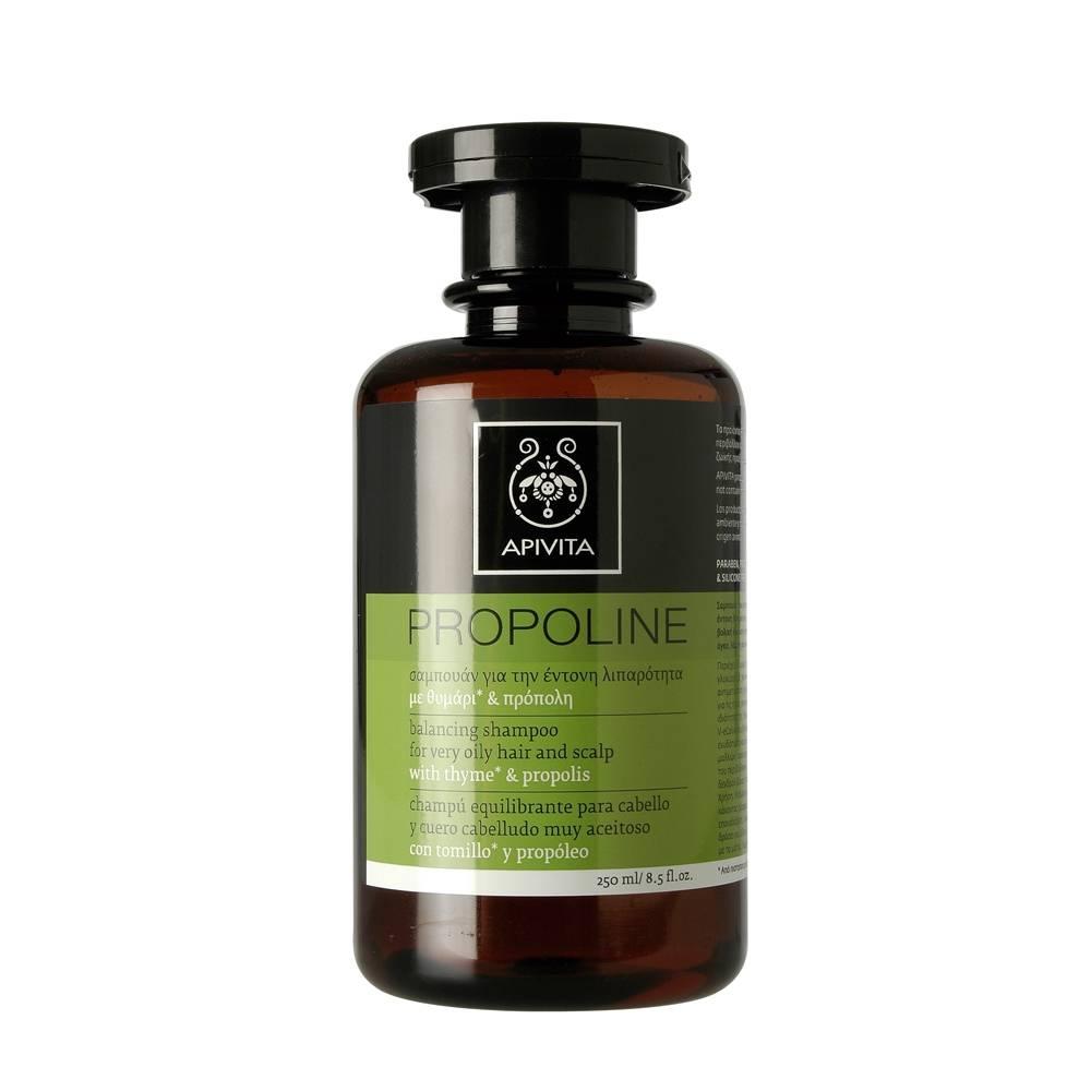 apivita shampoing equilibrant pour cheveux tr s gras shop. Black Bedroom Furniture Sets. Home Design Ideas