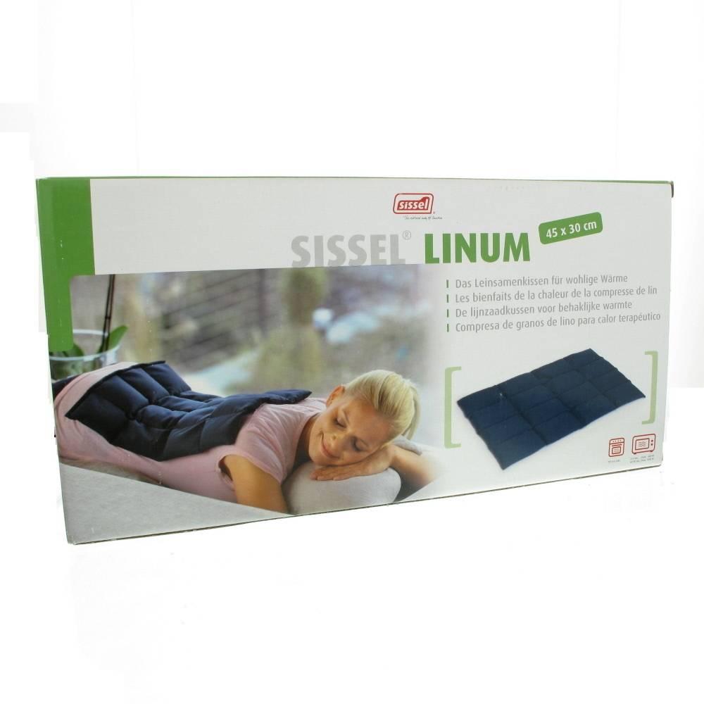 sissel linum coussin chaleur graines de lin 30x45 shop. Black Bedroom Furniture Sets. Home Design Ideas