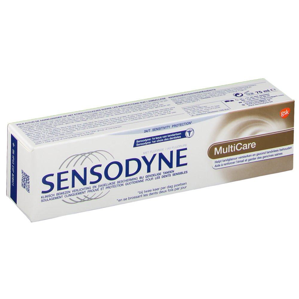 Sensodyne® Multi Care Dentifrice - shop-pharmacie.fr