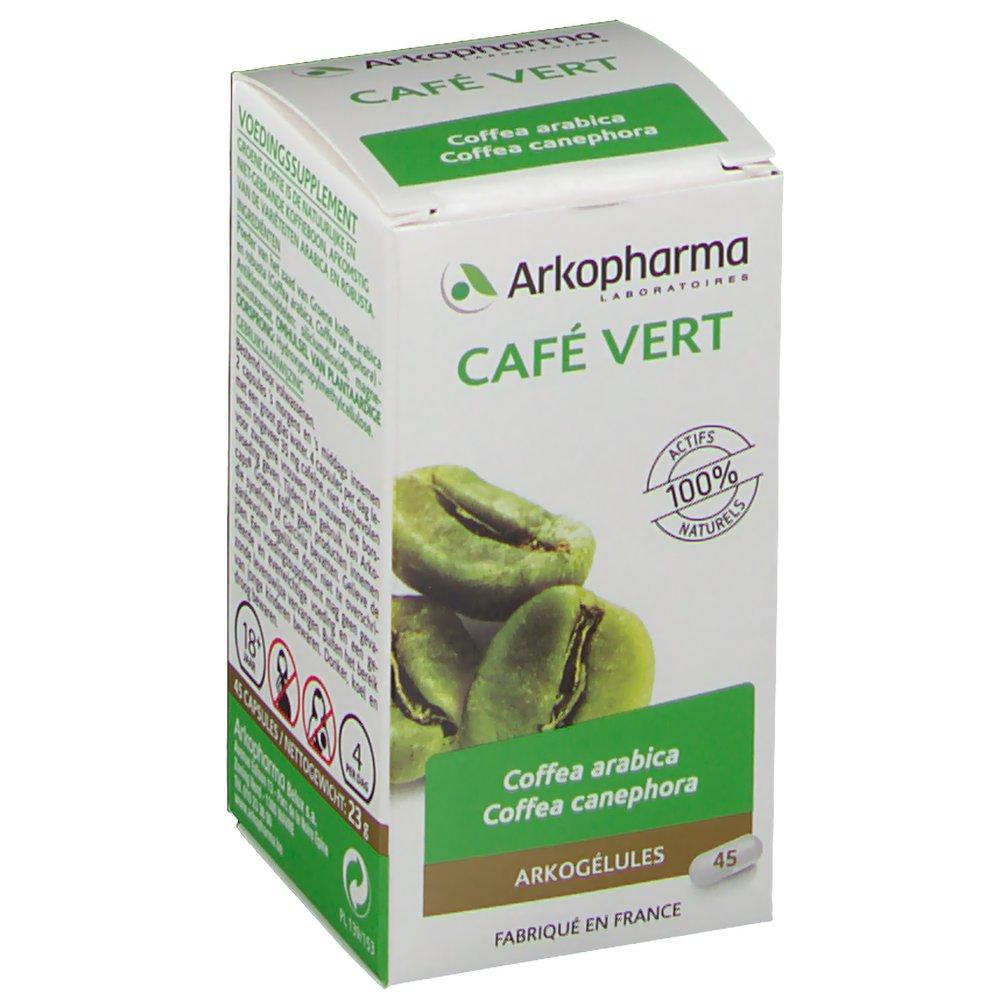 Arkocaps caf vert shop - Cafe vert extra minceur pharmacie ...