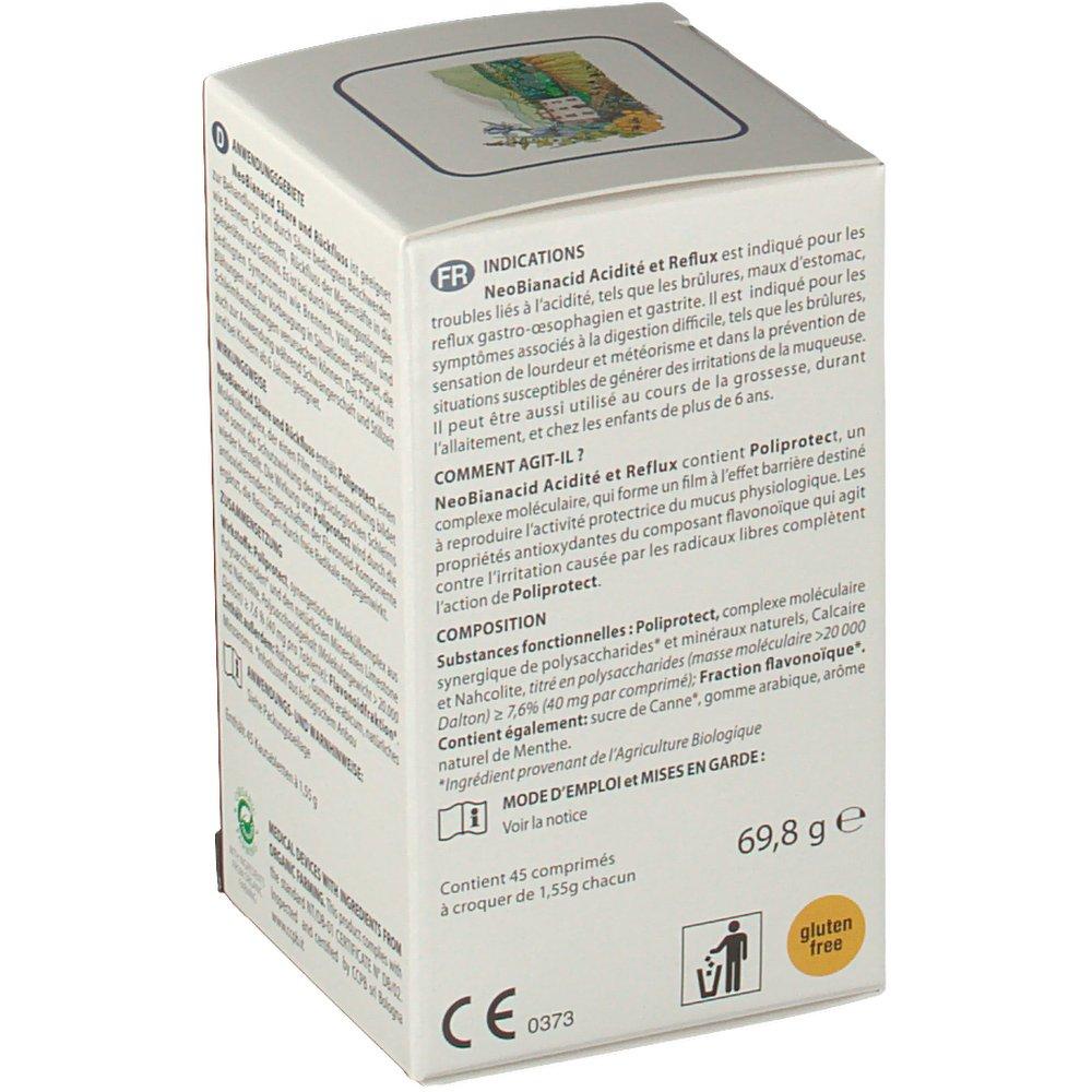 Aboca neo Bianacid - shop-pharmacie.fr