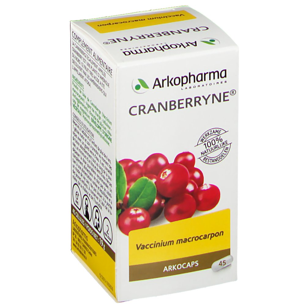 arkopharma arkog lules cranberryne shop. Black Bedroom Furniture Sets. Home Design Ideas