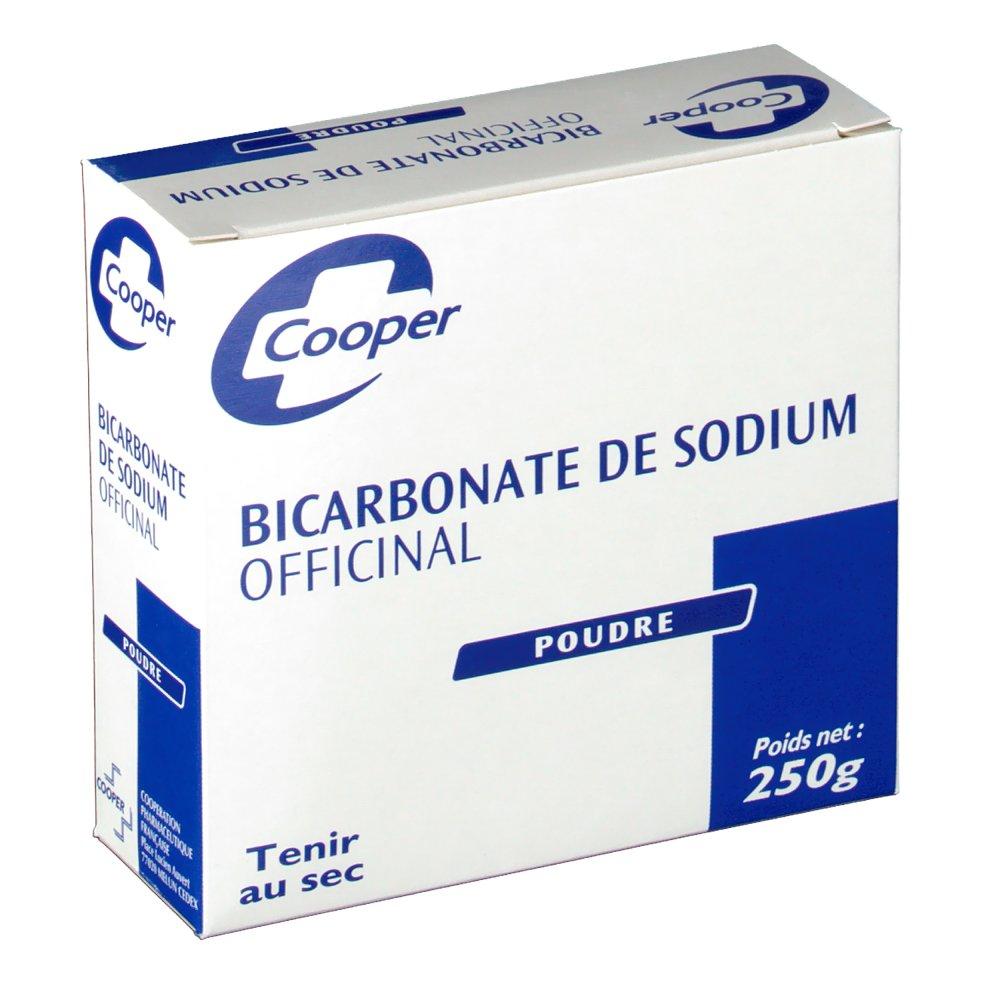 Cooper bicarbonate de sodium shop - Bicarbonate de soude et bicarbonate de sodium ...