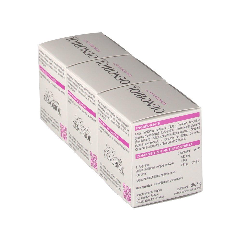 Oenobiol Remodelant® - shop-pharmacie.fr