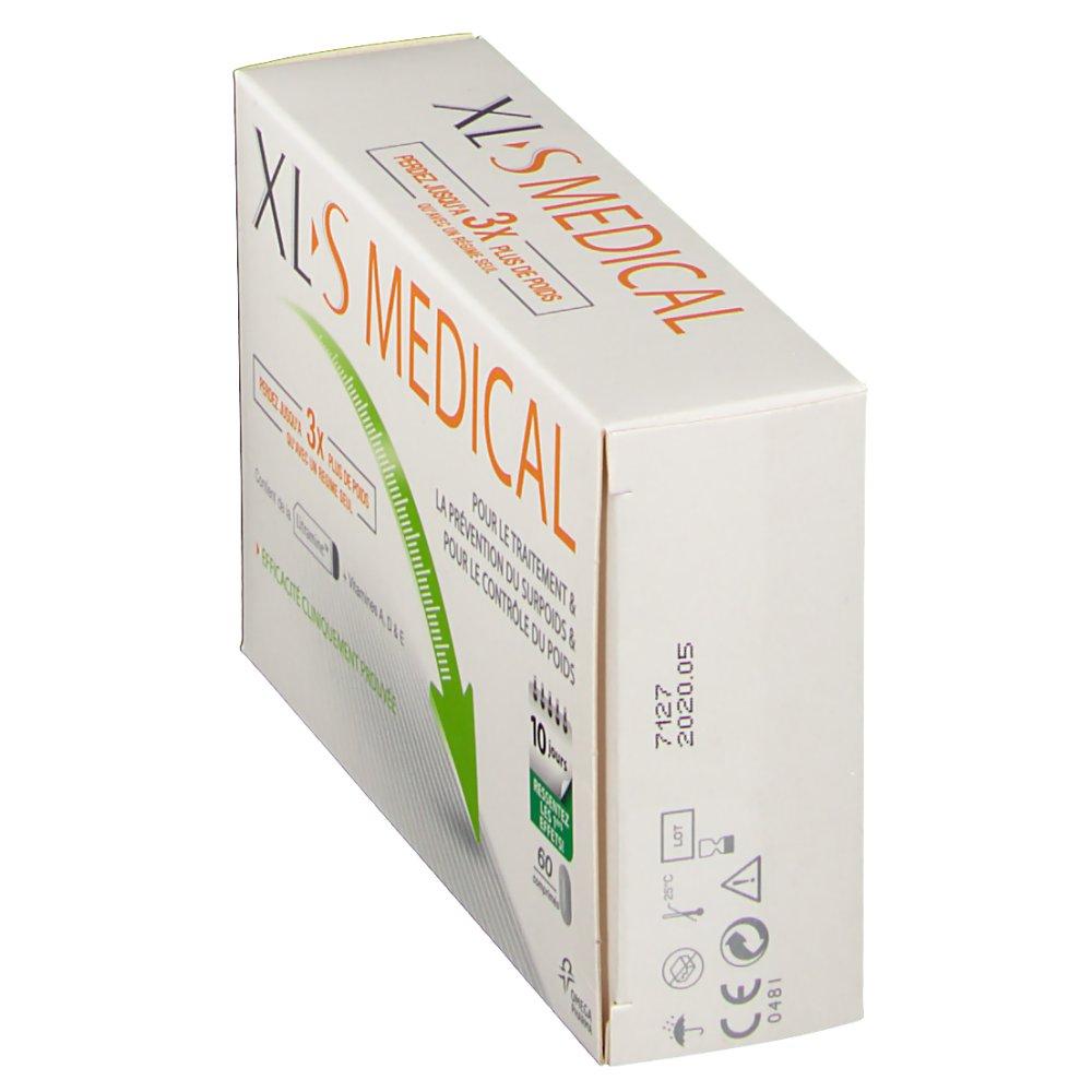 XLS Médical capteur de graisse - shop-pharmacie.fr