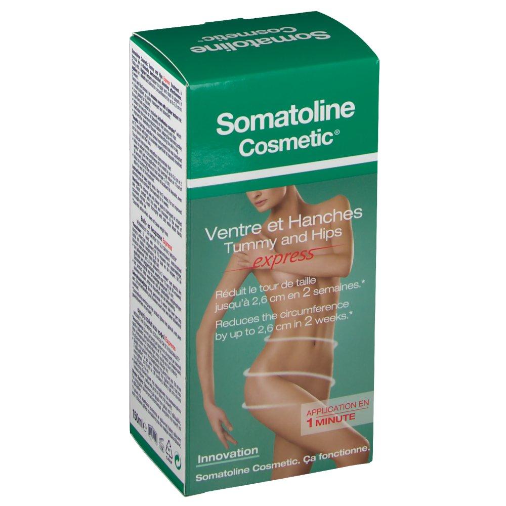 Somatoline Cosmetic® traitement ventre et hanches - shop