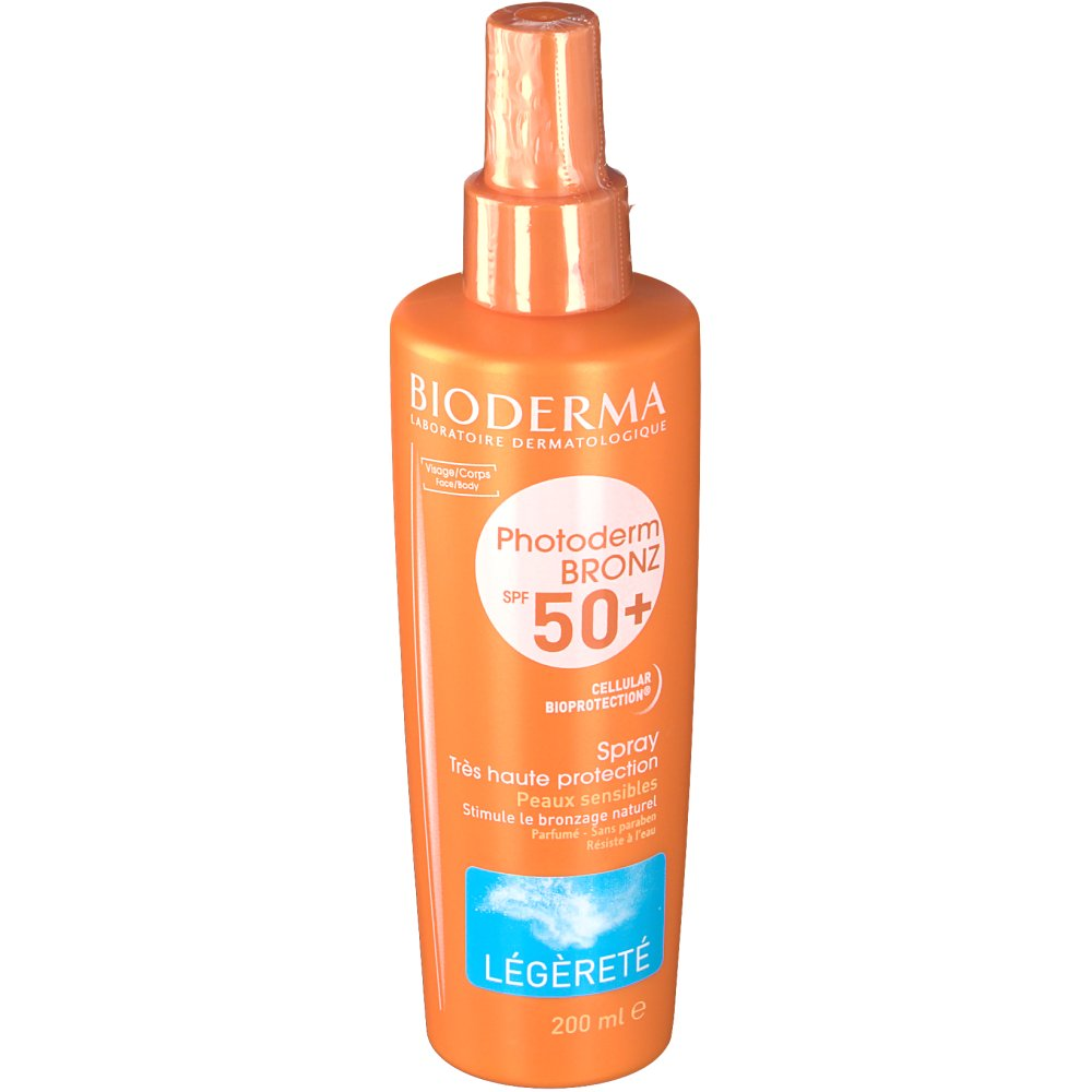 bioderma photoderm bronz cr me solaire spf 50 shop. Black Bedroom Furniture Sets. Home Design Ideas