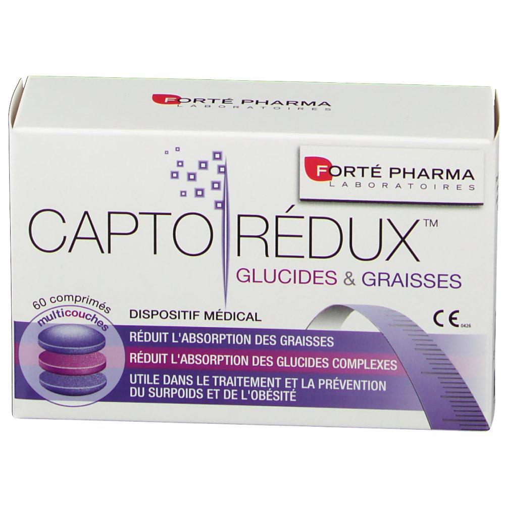 Forté Pharma Capto Rédux glucides et graisses - shop ...