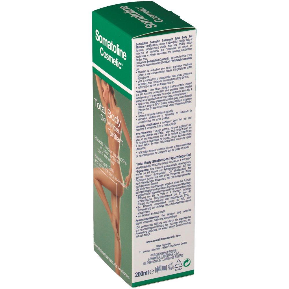 Somatoline Cosmetic® Amincissant gel total body - shop