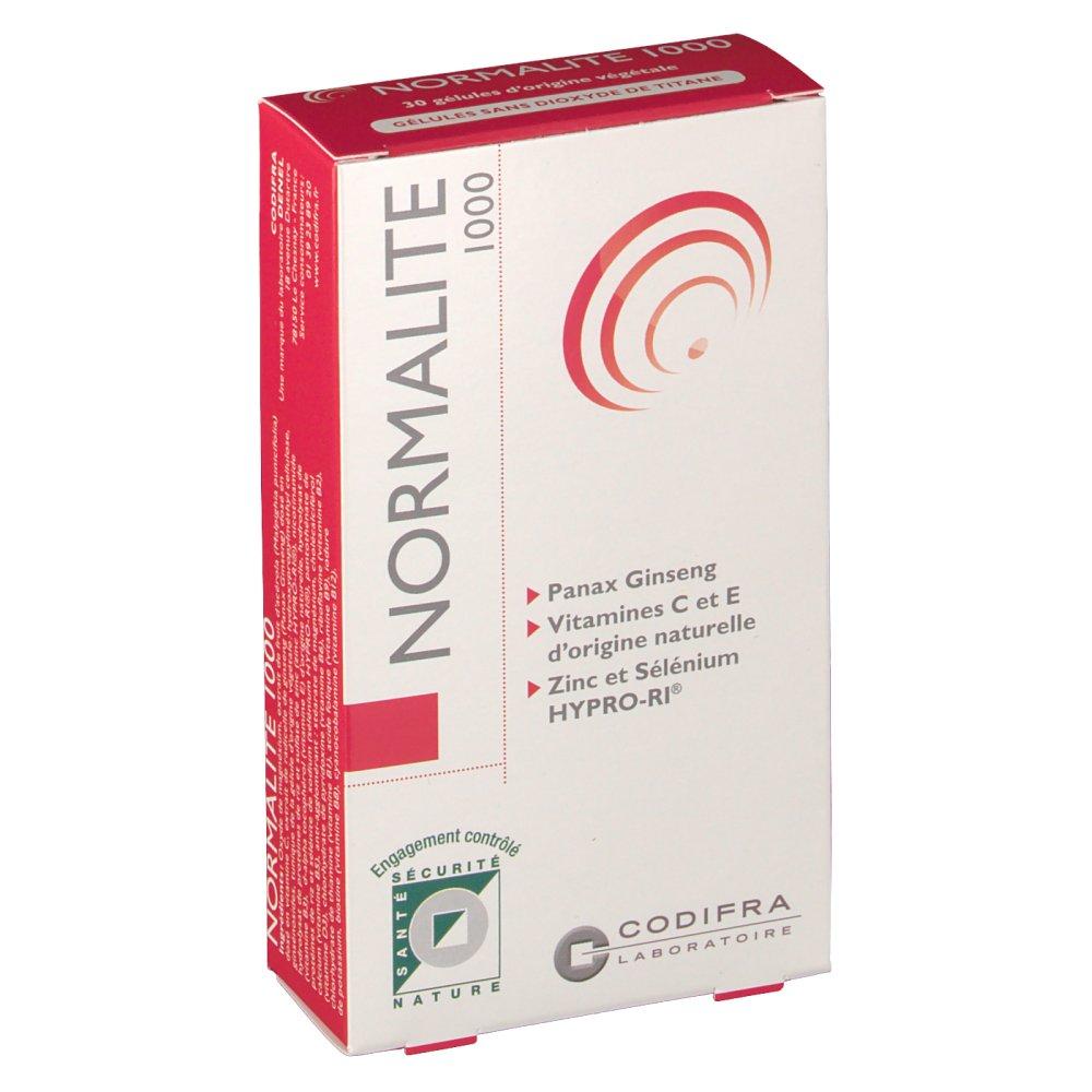 Codifra Normalite 1000 - shop-pharmacie.fr