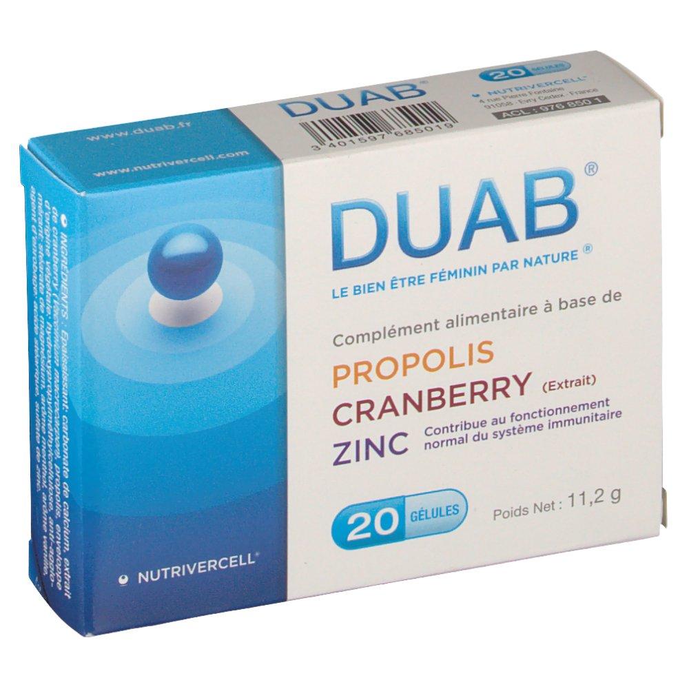 Duab infections urinaires - shop-pharmacie.fr
