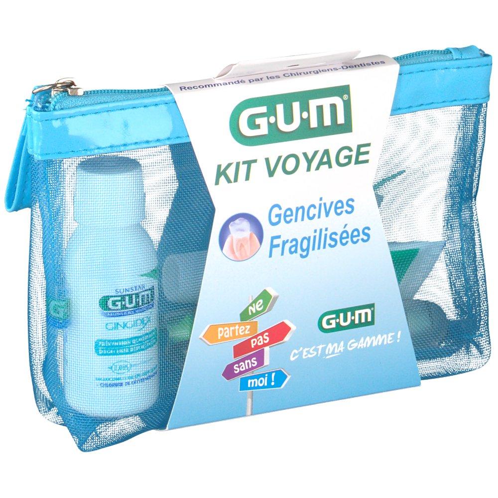 gum kit de voyage gencives fragiles shop. Black Bedroom Furniture Sets. Home Design Ideas
