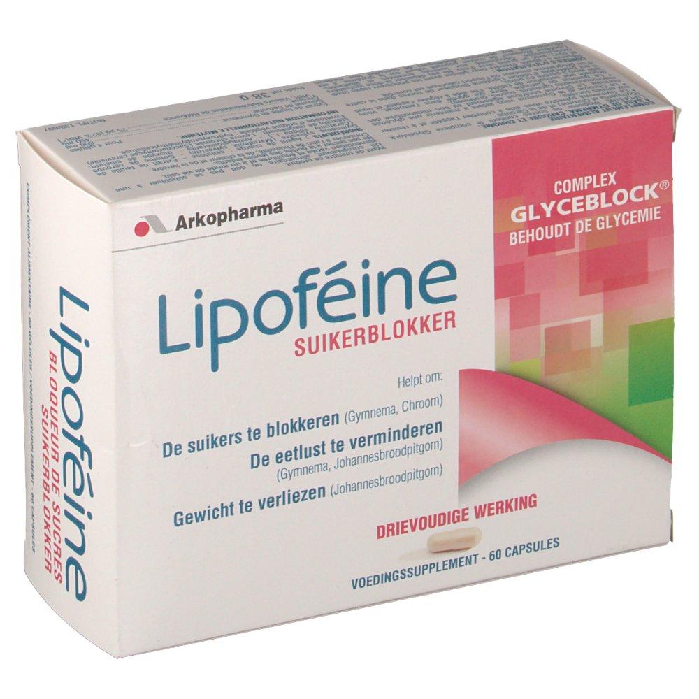 Arkopharma Lipoféine Bloqueur de sucres - shop-pharmacie.fr