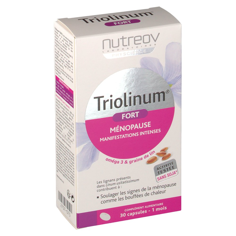 Nutreov Physcience Triolinum® Fort - shop-pharmacie.fr