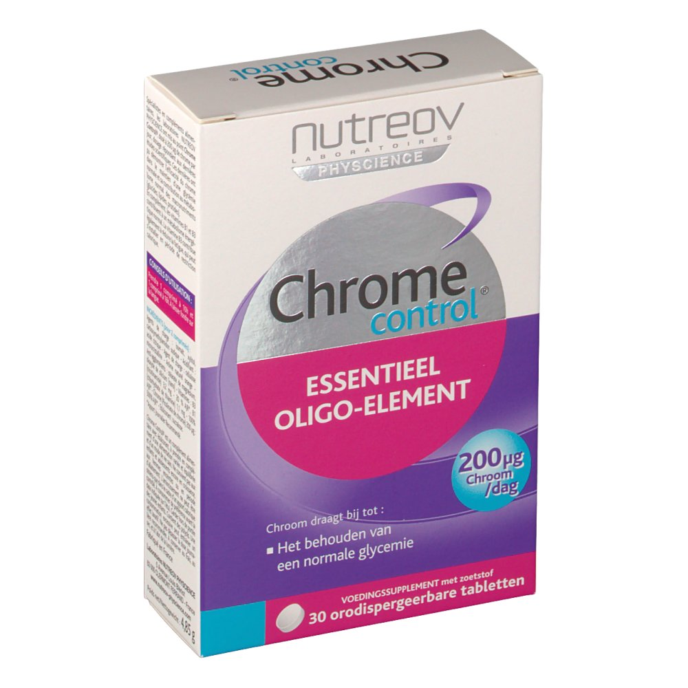 Nutreov Physcience Chrome Control® - shop-pharmacie.fr
