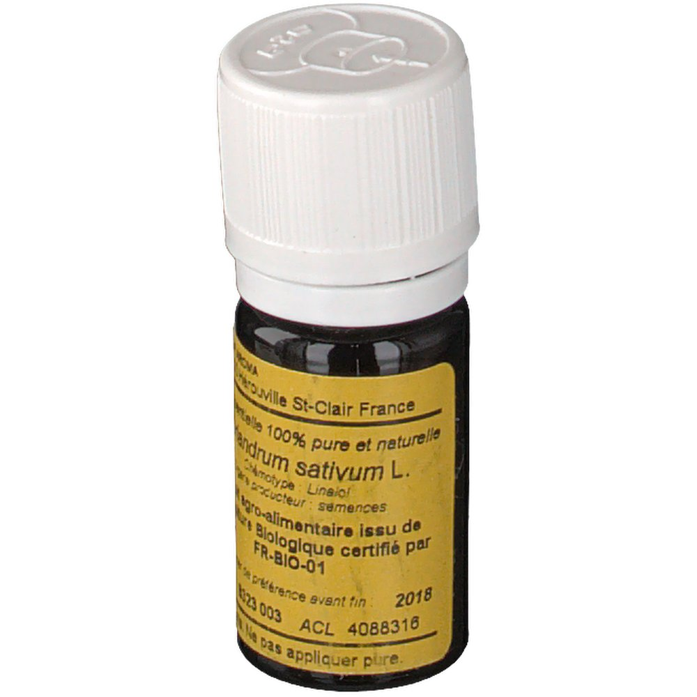 le comptoir aroma huile essentielle coriandre shop pharmacie fr