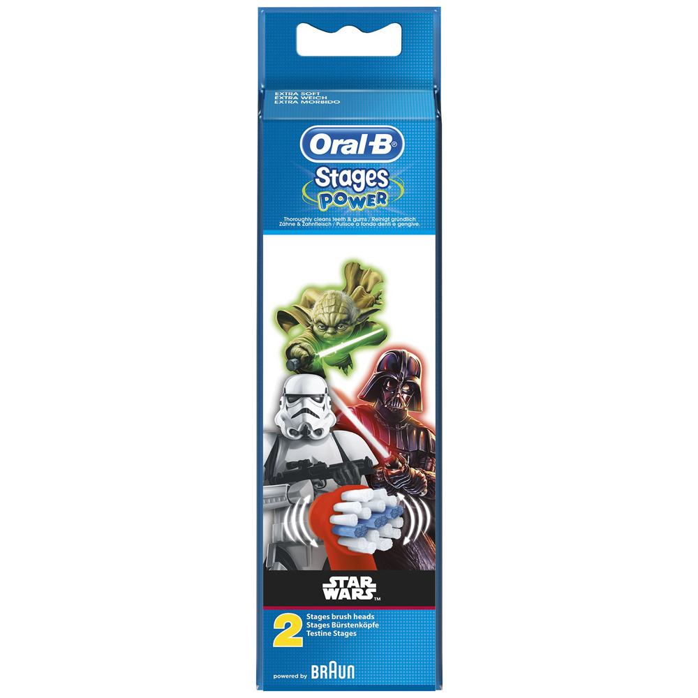 oral b stages power brossettes enfants star wars shop. Black Bedroom Furniture Sets. Home Design Ideas