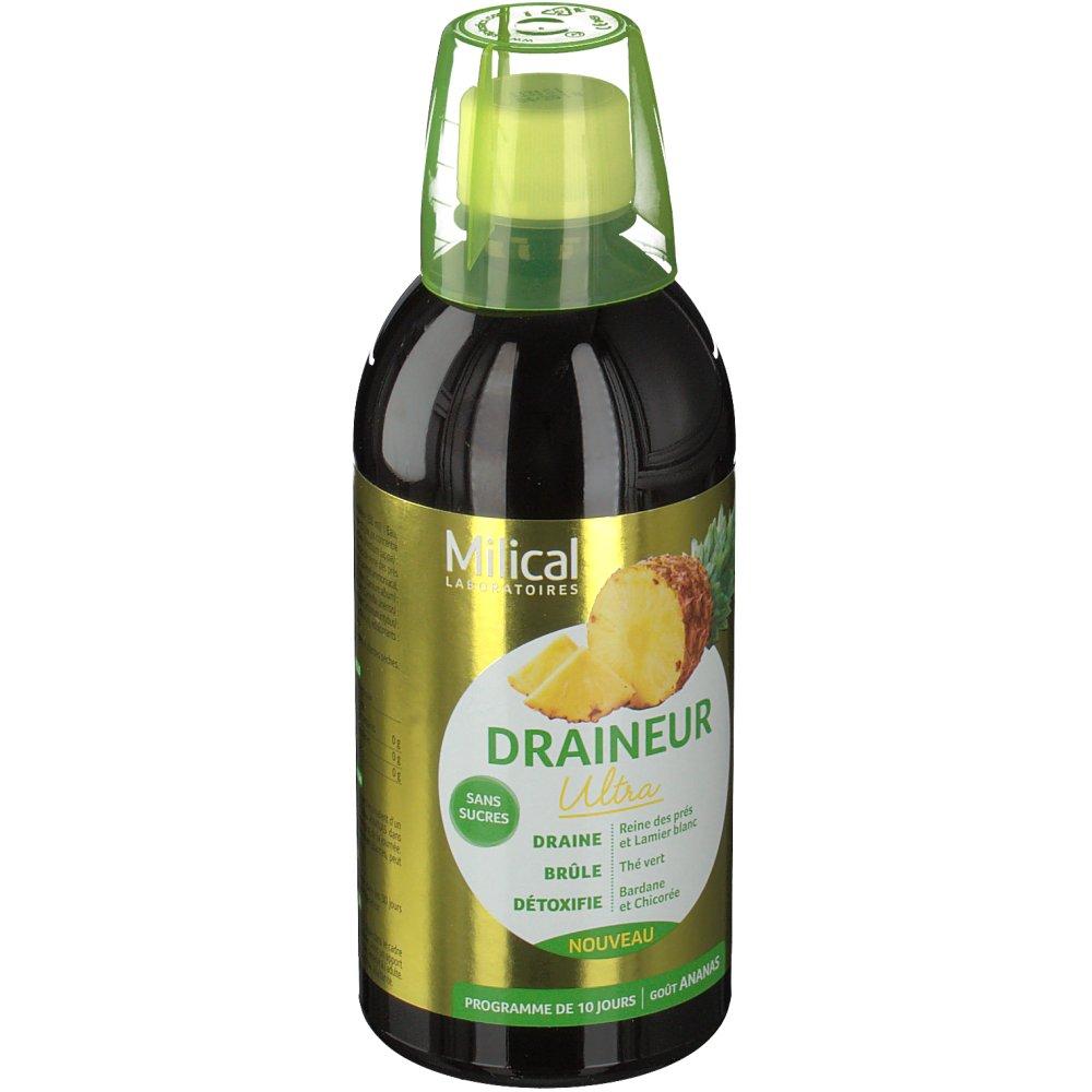 Milical Draineur ultra ananas - shop-pharmacie.fr