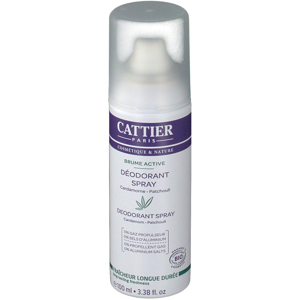 Cattier d odorant spray fra cheur longue dur e shop - Produit anti araignee longue duree ...