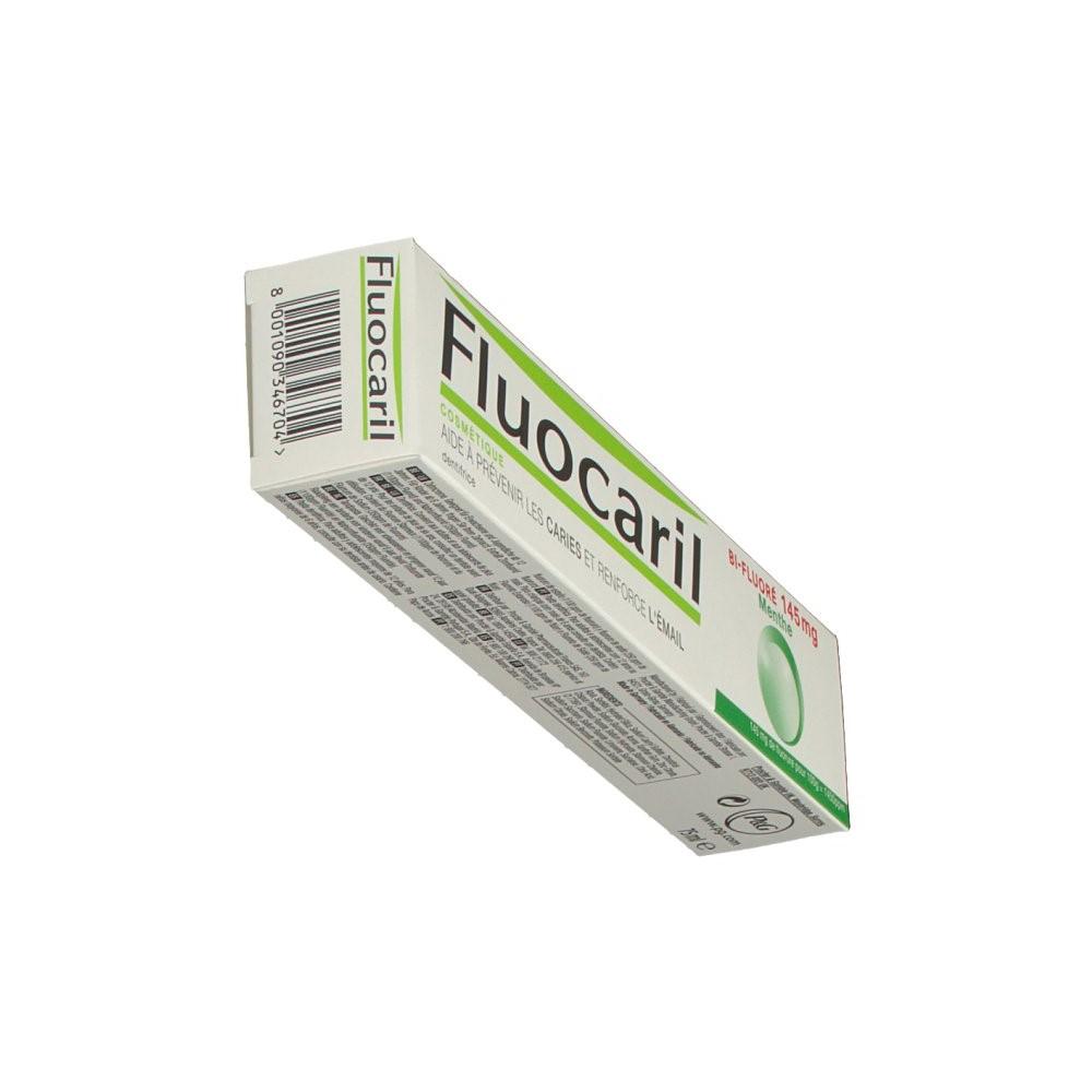 fluocaril bi fluor 145 mg dentifrice menthe shop. Black Bedroom Furniture Sets. Home Design Ideas