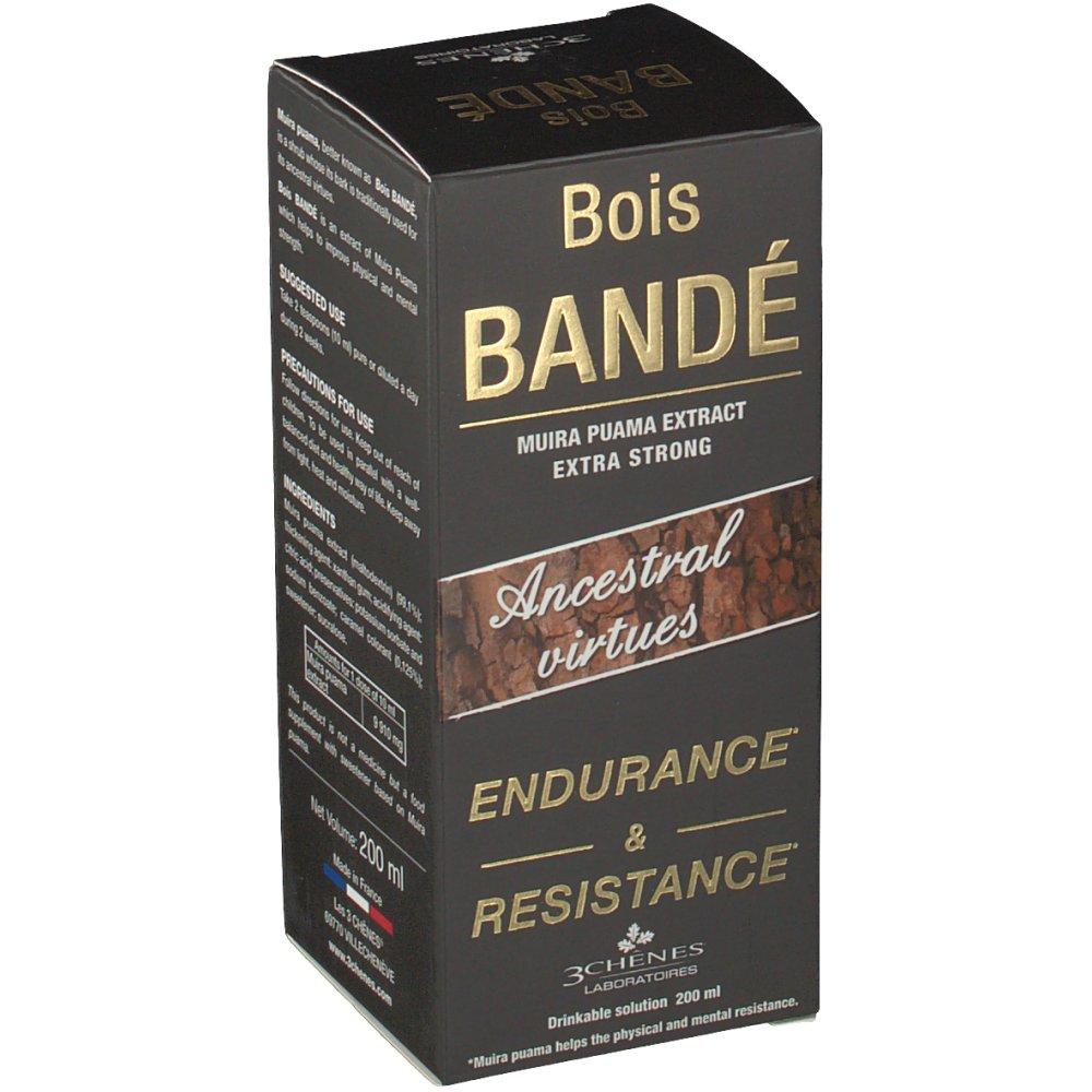 Bois Bandé Endurance& Résistance shop pharmacie fr # Bois Bandé En Pharmacie