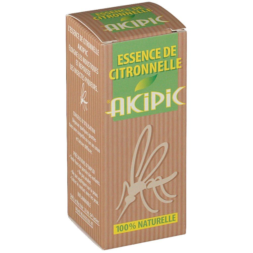Akipic essence de citronnelle pure shop - Essence de terebenthine utilisation ...