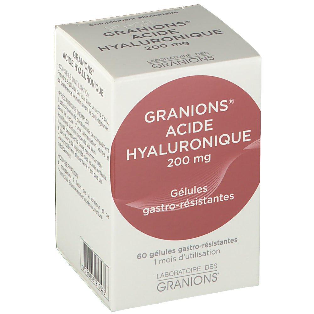 granions acide hyaluronique 200 mg shop. Black Bedroom Furniture Sets. Home Design Ideas