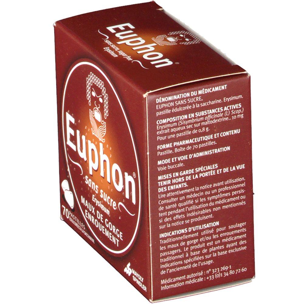 Euphon® s/s - shop-pharmacie.fr
