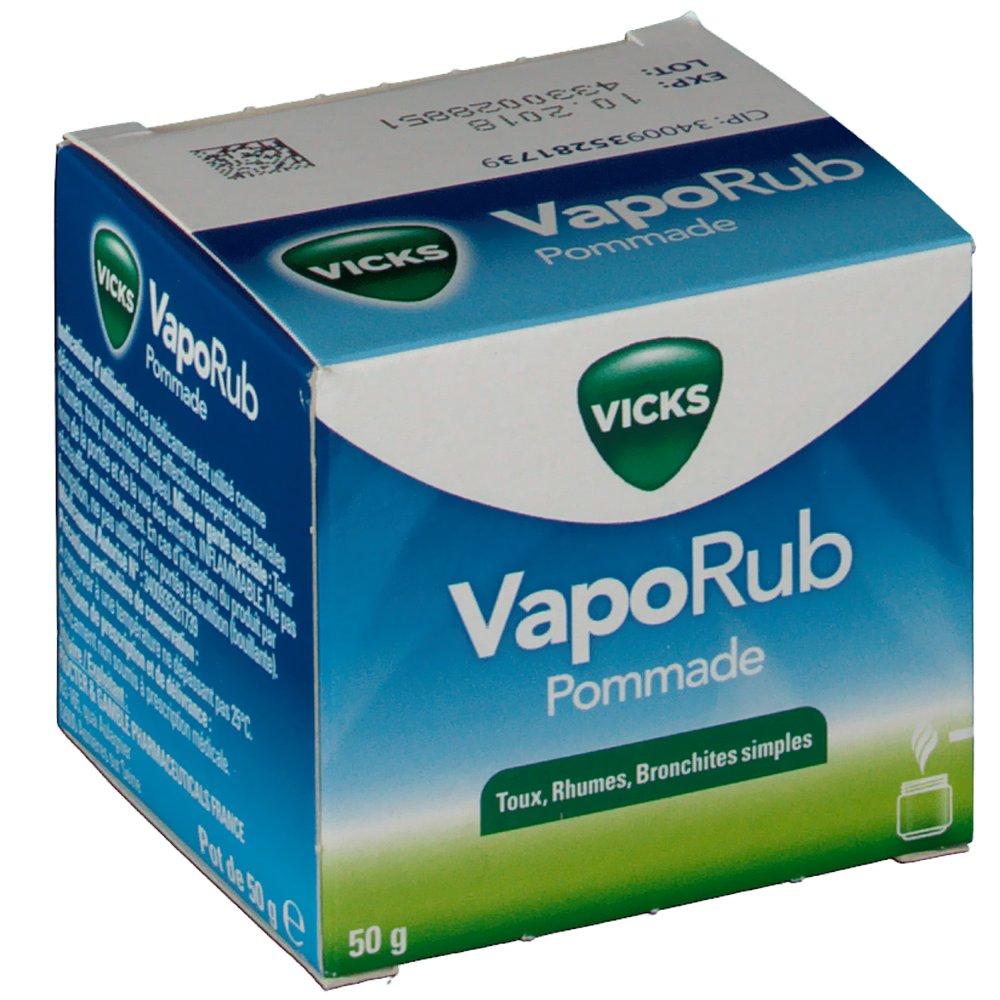vicks vaporub prix