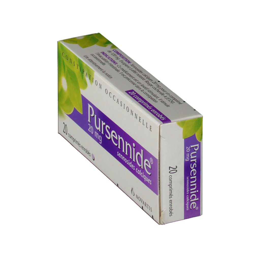 Pursennide® 20 mg - shop-pharmacie.fr