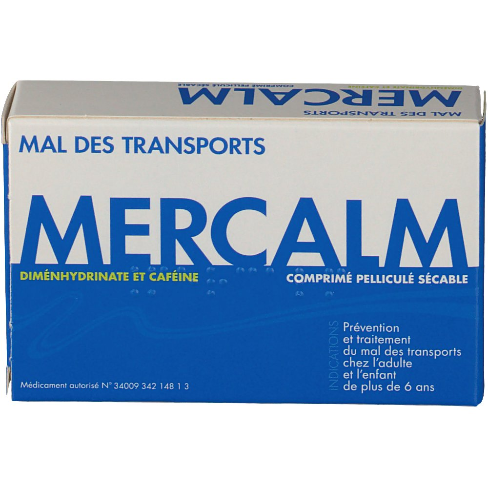Hepatoum Mercalm - shop-pharmacie.fr