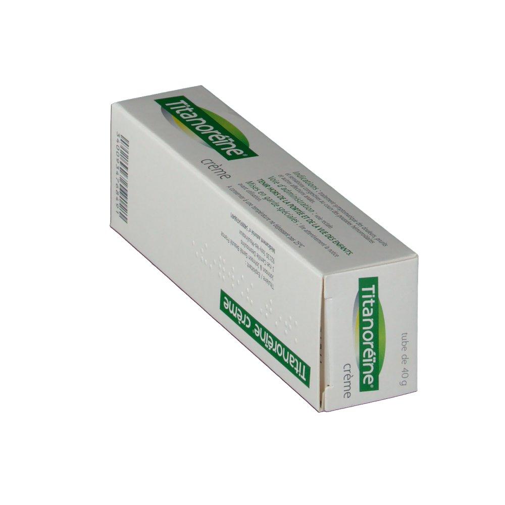 Titanoreine® crème - shop-pharmacie.fr