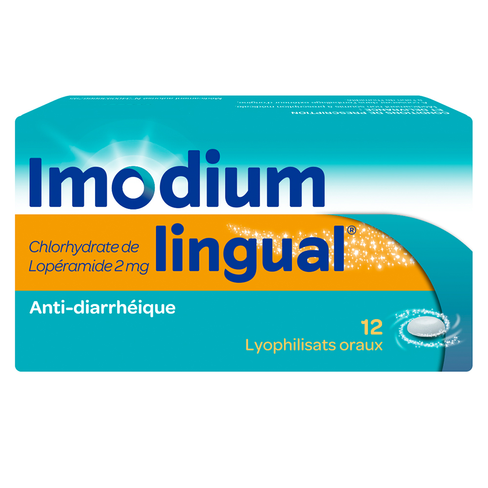 Imodium Lingual® - shop-pharmacie.fr