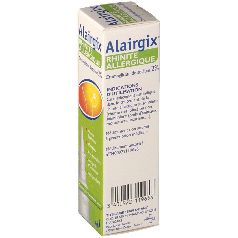 Alairgix® Rhinite Allergique - shop-pharmacie.fr
