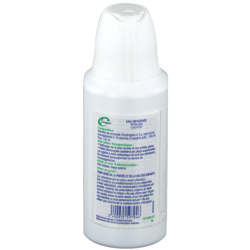 Acheter eau oxygne cheap eau oxygenee cheveux with - Eau oxygenee bicarbonate de soude ...