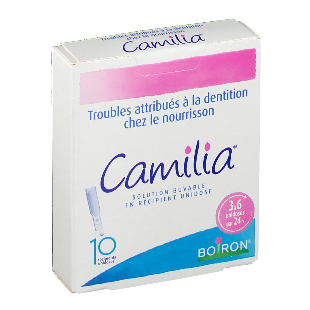 prix camilia pharmacie