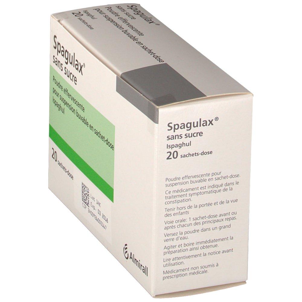 Spagulax® sans sucre - shop-pharmacie.fr