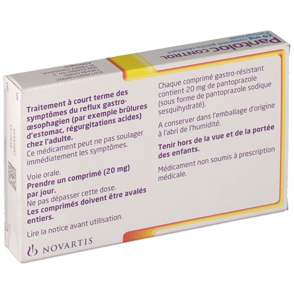 Pantoloc Control - shop-pharmacie.fr
