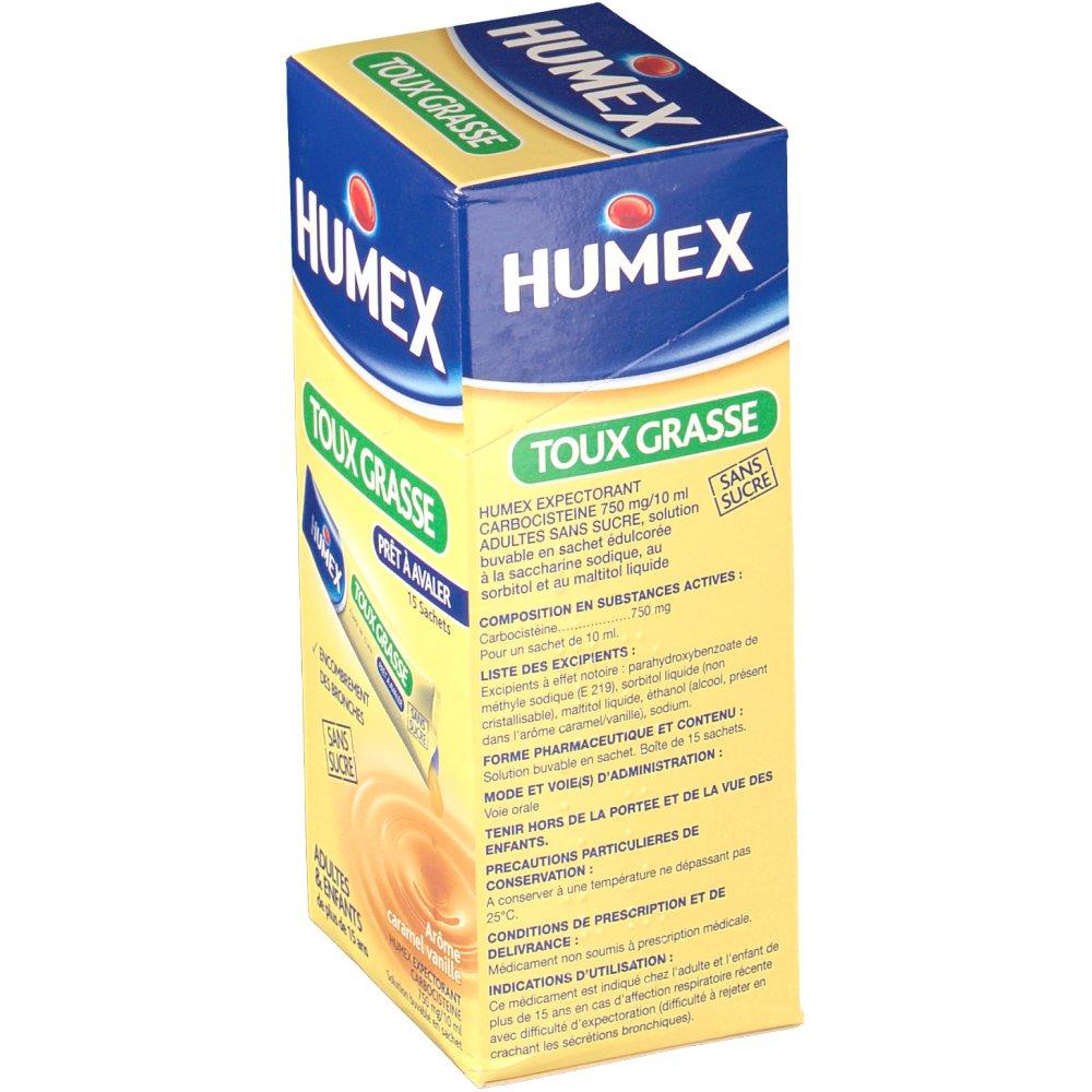 humex toux grasse