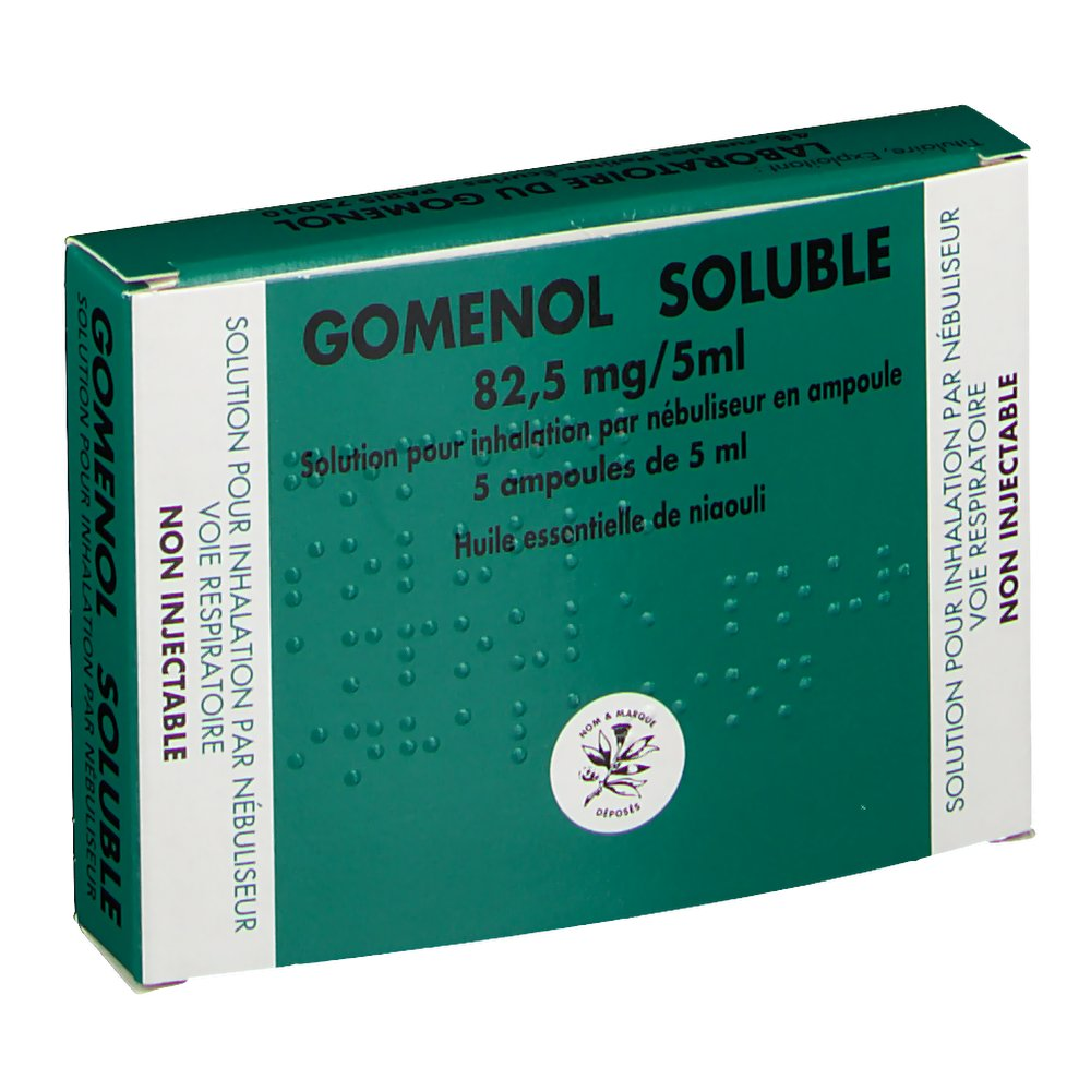 gomenol soluble